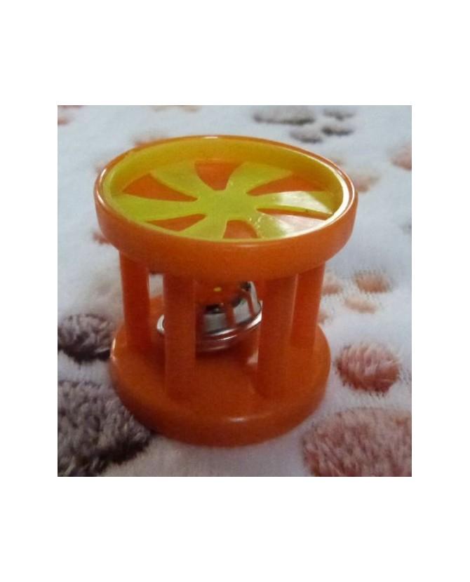Jouets rongeurs jouet Chapiteaux amusant pour petits animaux - T 4 cm  1,00€