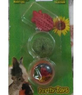 Jouets rongeurs jouet rongeur - Modèle 1  5,00€
