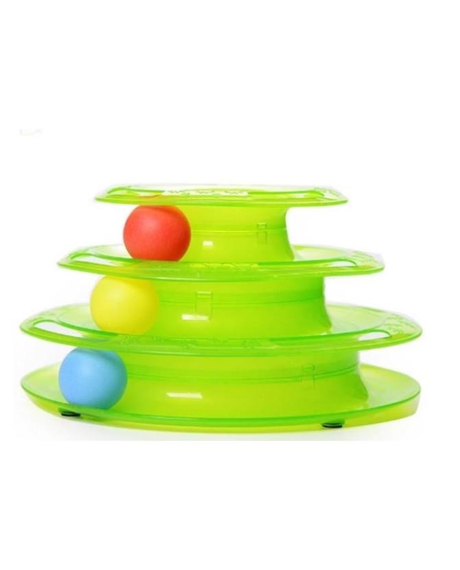jouets chat La tour infernale pour chat  18,00€