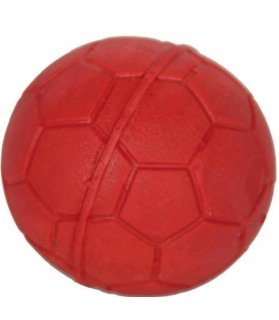 Jouets canins durs Jouet Rubb'n'Red balle Rubb'n'Roll 7,00€