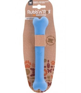 Jouets canins durs jouet chien Os Rubb'n'Roll Rubb'n'Roll 7,00€