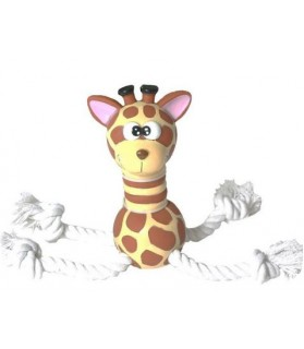 jouets canins mous Jouet chien super Girafe Martin Sellier 12,00€