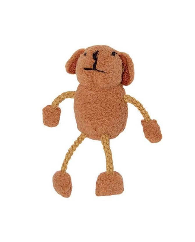 jouets canins mous Jouet Petit Ours Brun pour chat  5,00€