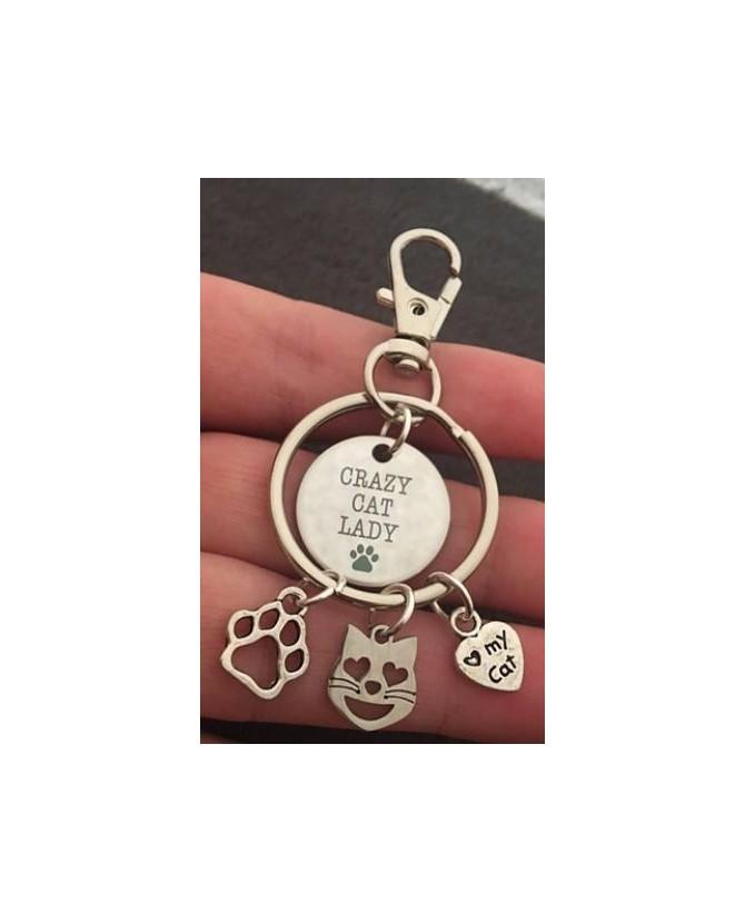 Porte-clés Porte-clef bijoux chance  7,00€