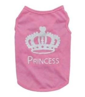 Tee-shirts Tee-shirt Princesse pour petit chien Mutli-marques 7,50€