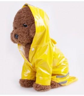 Imperméables Imperméable jaune à capuche  8,00€