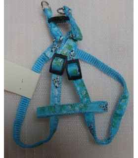 Harnais en Y Harnais bleu Foufou petit chien ou chat Mutli-marques 7,00€