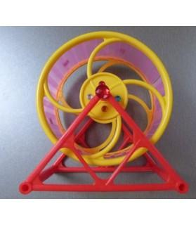Jouets rongeurs Jouet rongeur roue Chez Anilou 7,00€