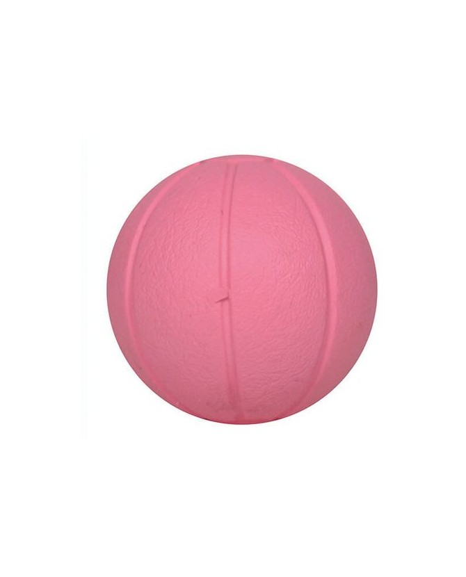 Jouets canins durs jouet chiot - Balle dure pour chiot Style Volley Rubb'n'Roll 6,00€