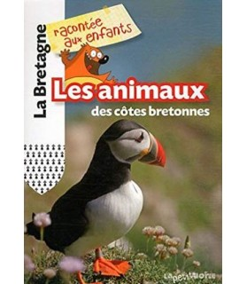 Les animaux de la côtes bretonnes - Edt° La petite boite