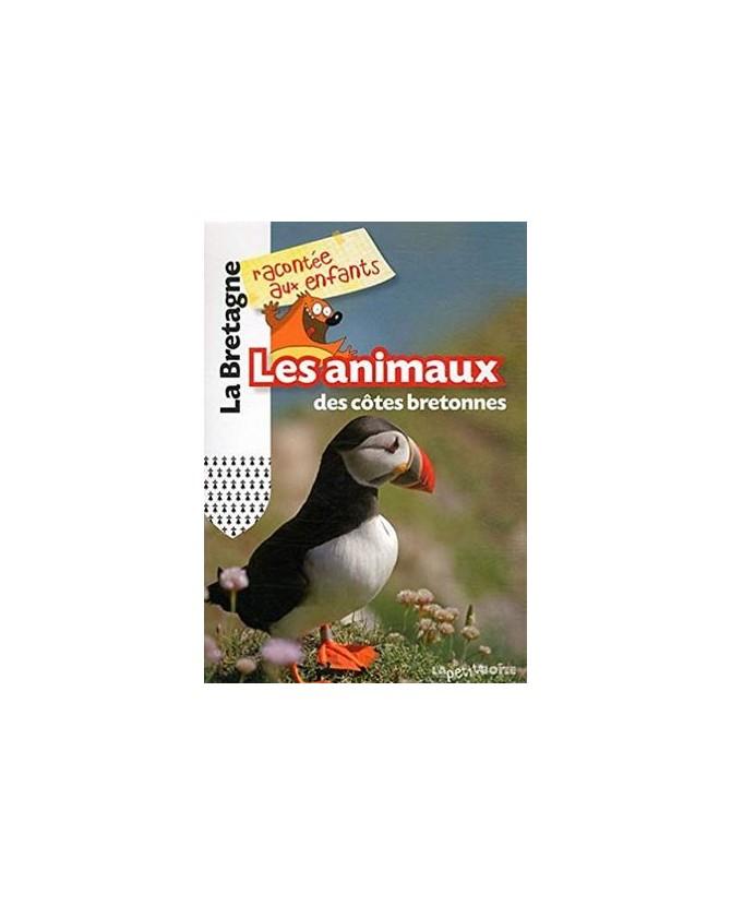 librairie animaux Les animaux de la côtes bretonnes - Edt° La petite boite  1,00€