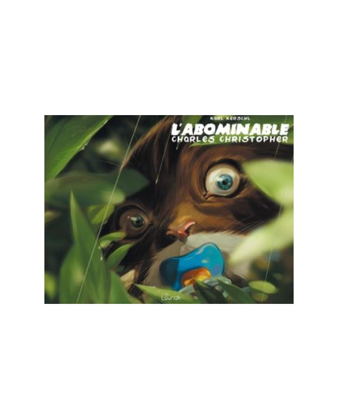librairie animaux L'abominable Charles Christopher - Tome 1  7,00€