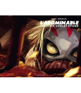 librairie animaux L'abominable Charles Christopher, Tome 2 - Edition Lounak  7,00 €