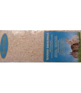 Hygiène et soins rongeurs litière rongeur - Copeaux de bois naturel  5,00€