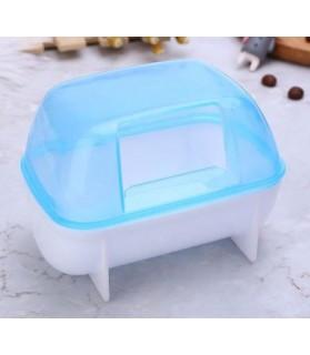 Hygiène et soins rongeurs Salle de bain pour rongeur Chez Anilou 6,00€