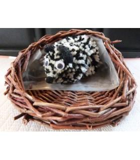 Couchages rongeurs Abri en osier pour rongeur  10,00€