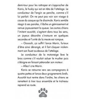 F.B.I animaux disparus - Le chien des neiges - Gérard Lecas