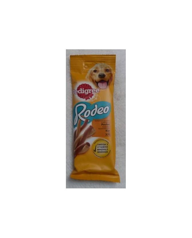 Friandises pour chien Récompenses Rodeo™ au bœuf x4 pour chien - Pedigree Pedigree 4,00€
