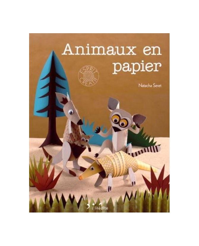 Les animaux en papier de Natacha Seret