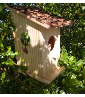 Nids douillets Nid pour oiseaux - 1 pan - ChezAnilou Chez Anilou 11,00€