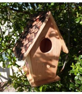 Nids douillets Nid pour oiseaux - 2 pans - ChezAnilou Chez Anilou 12,00€