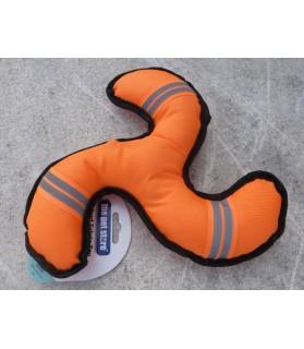 Jouets canins durs Jouet chien frisbee orange VIVOG 7,00€