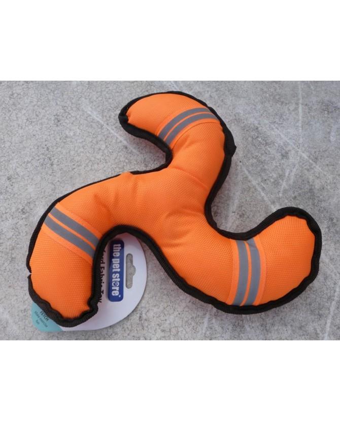 Jouets chien à lancer Jouet chien frisbee orange VIVOG 7,00€