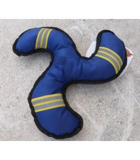 Jouets canins durs Jouet chien frisbee bleu VIVOG 7,00€