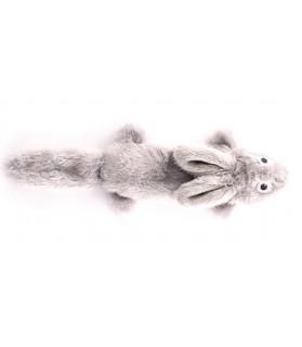 jouets canins sonores jouet chien - Doudou lapin peluche pouet-pouet pour chien Martin Sellier 9,00€