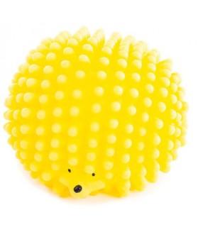 balles pour chien Jouet balle herisson jaune pour chien - 8 cm Martin Sellier 5,00€