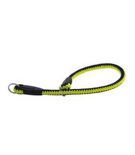 Colliers de Travail Collier lasso pour chien en corde fluo jaune T4 Doogy 7,00€
