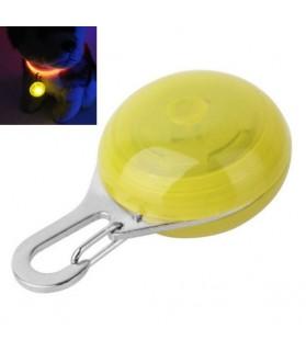 Gilet fluorescent pour chien Sécurité nocturne - Accroche led  6,00€