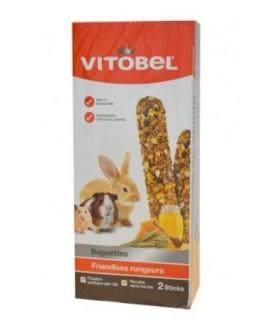 Gamelles rongeurs Aliment rongeur - Baguettes miel et épeautre  3,00€