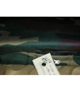 Coussins pour chien ou chiot Coussin pour chien de voyage camouflage épais sans boudin 71x46 cm Chez Anilou 19,00€