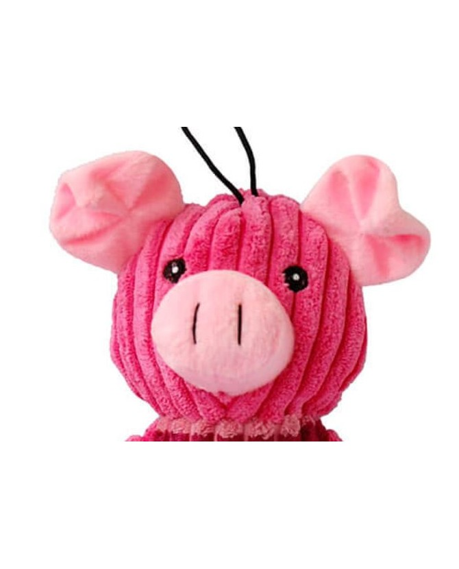 Peluches pour chien jouet chien peluche cochon rose VIVOG 9,00€