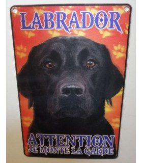 copy of Pancarte Labrador -...