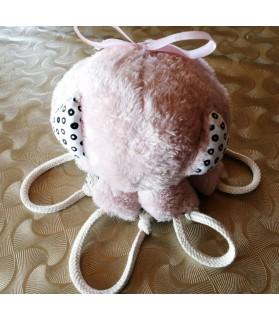 jouet chien peluche pieuvre