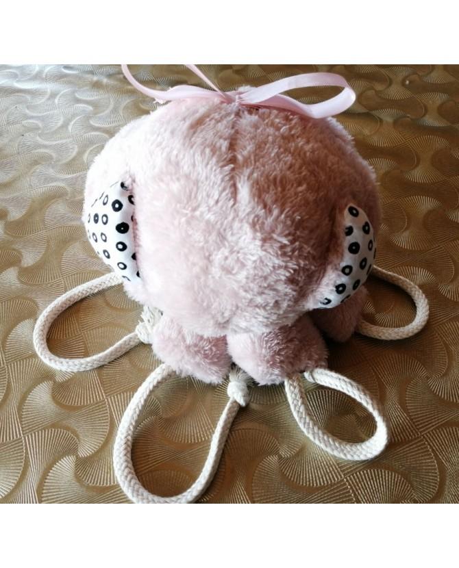 Peluches pour chien jouet chien peluche pieuvre Chez Anilou 12,00€