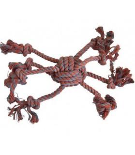 jouets noeuds pour chien jouet corde poulpe Idealdog 8,00€