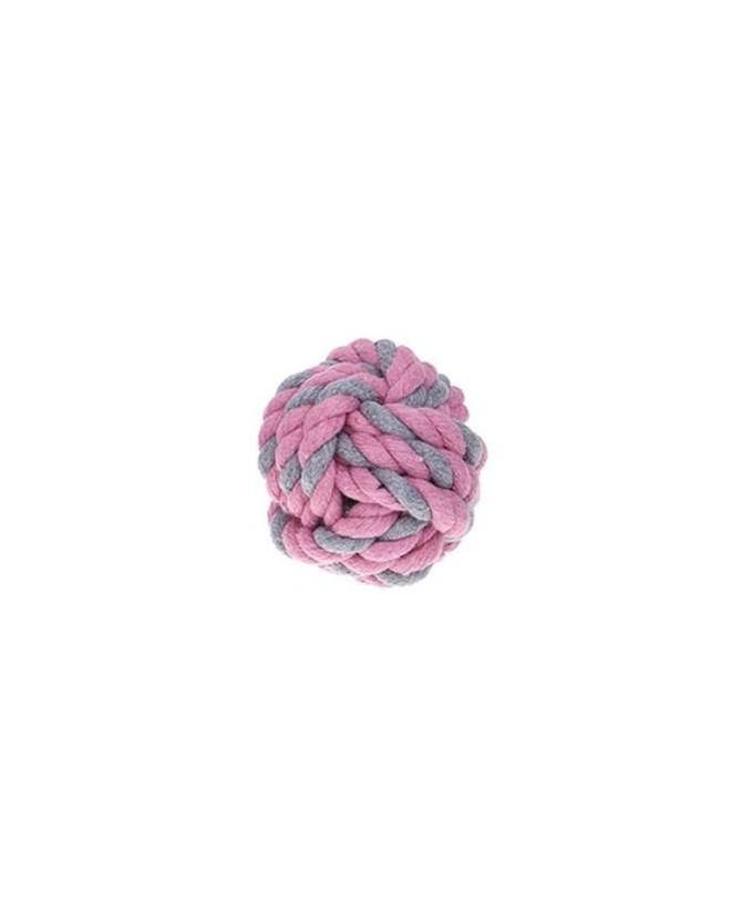 balles pour chien Jouet chien balle noeud rose  6,00€