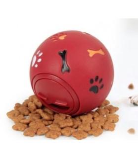 balles pour chien Balle rouge interactive friandises  7,00€