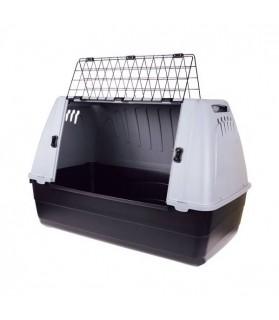 Caisses de transport pour chien Cage de transport spéciale voiture Travel - taille 88 x 51 x 58 cm  89,00€