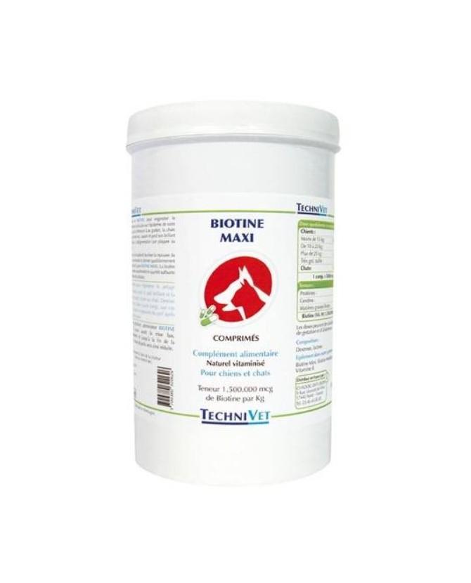 Compléments alimentaires Complément alimentaire Technivet Biotine Maxi  109,00€