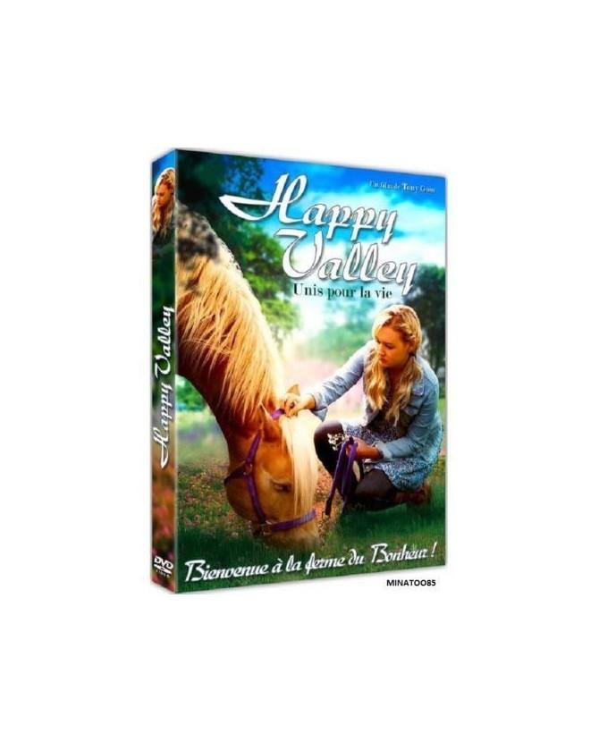 Des films avec des animaux DVD HAPPY VALLEY - Unis pour la Vie  5,00€