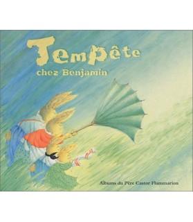 librairie animaux Livre enfant - Tempête chez Benjamin - Père Castor  2,50€