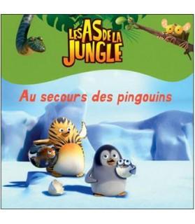 librairie animaux Les as de la jungle - Au secours des pingouins  4,00€