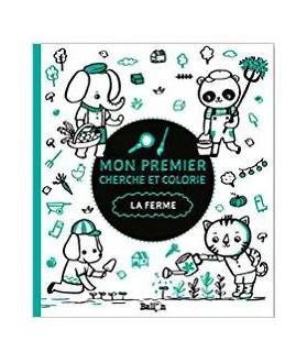 librairie animaux Livre enfant La Ferme - Mon premier cherche et trouve  3,00€