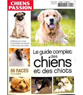 librairie animaux Le guide complet des chiens et des chiots  8,00€