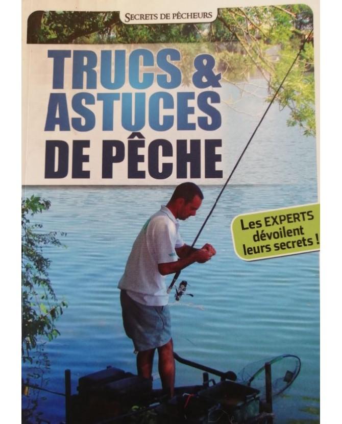 librairie animaux Secrets de pêcheurs - Truc et astuces de pêche  5,00€