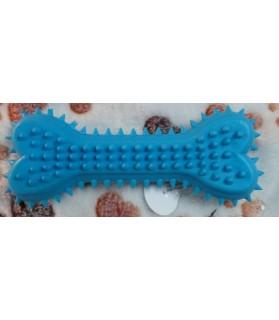Jouets dentitions canines jouet chien Os hérisson bleu Haustierbedarf 8,00€